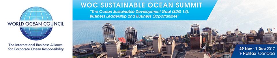 WOC Sustainable Ocean Summit