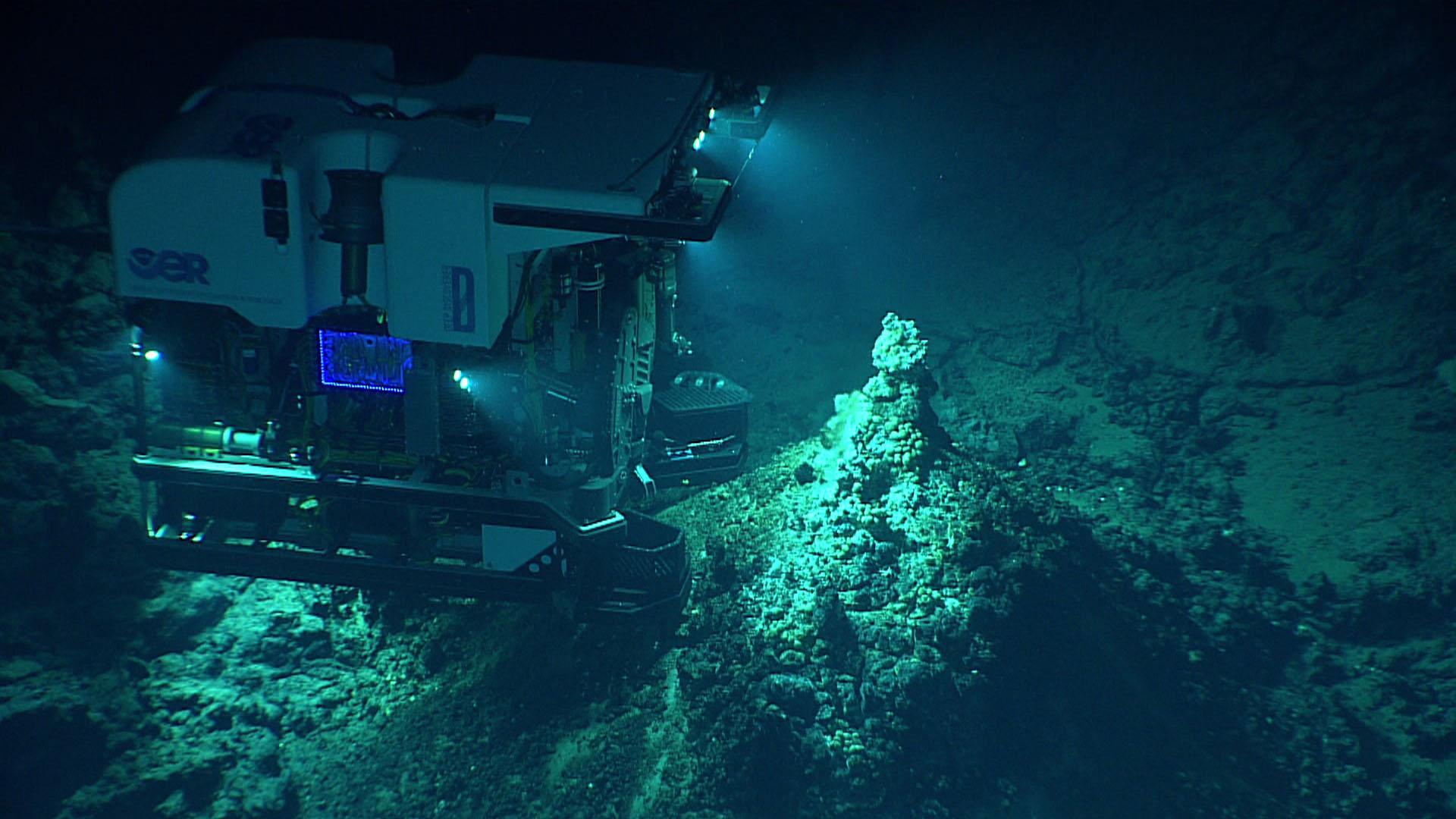 deep ocean mining