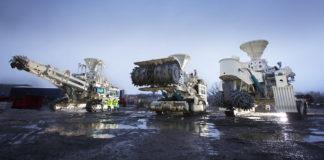 submerged trials deep sea mining