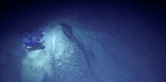explore deep seabed