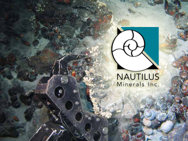 Nautilus Announces Preliminary Economic Assessment Nautilus Appoints Chief Operating Officer Nautilus Minerals Officer Update bridge loans Nautilus receives additional bridge loans