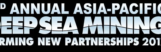 DSM Summit Asia-Pacific Deep Sea Mining Summit
