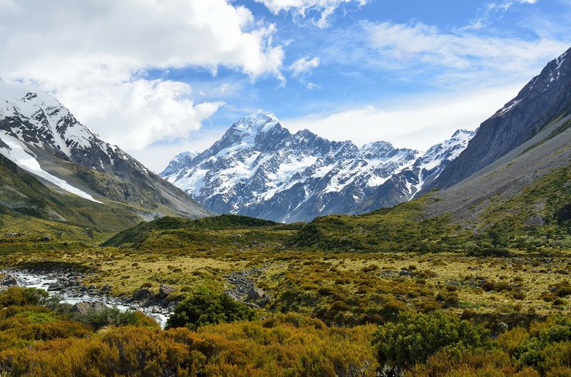 Mining New Zealand