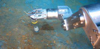 Papua New Guinea deep sea mine
