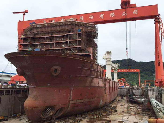 subsea mining vessel challenges at nautilus