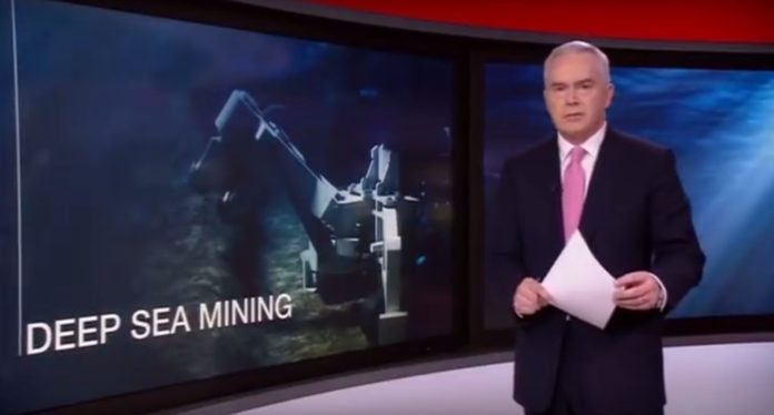 PNG Deep sea Mining