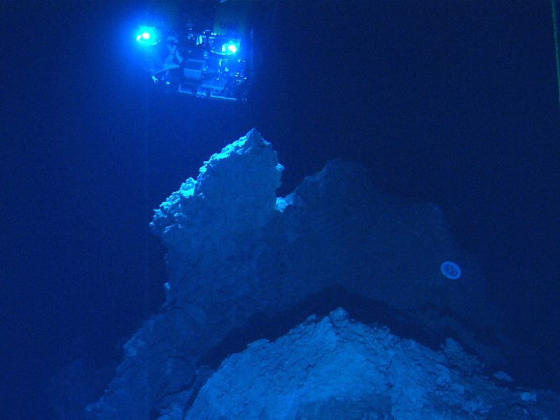 Deep Seabed Mining