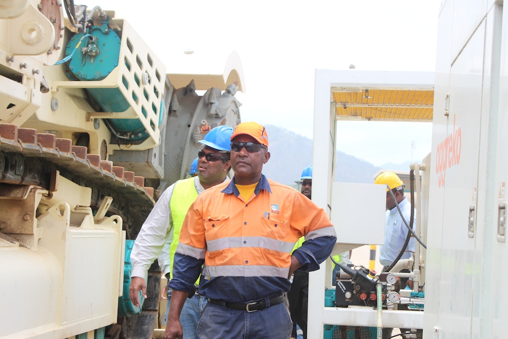 Nautilus Completes Successful Trials in PNG Big Month at Nautilus