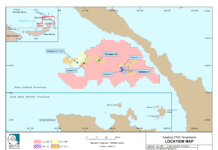 Nautilus Granted New Explorati on License; Includes New Targets Seabed exploration maps