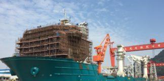 Nautilus vessel construction surpasses 75% Big Month at Nautilus