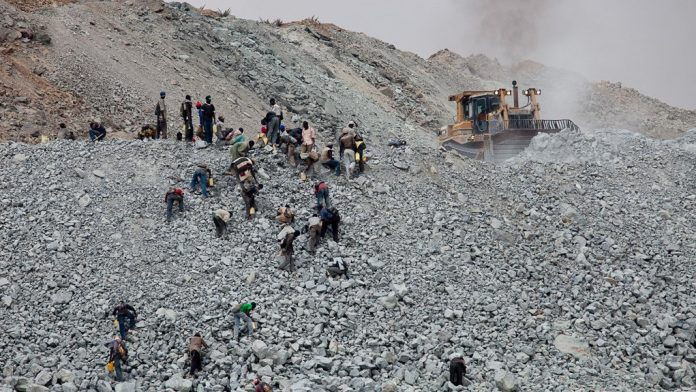 Photo by Bloomberg MARKET POTENTIAL The African mining waste management market is split between a handful of companies, however, there is potential for several small companies to enter the market in the form of independent waste management service companies