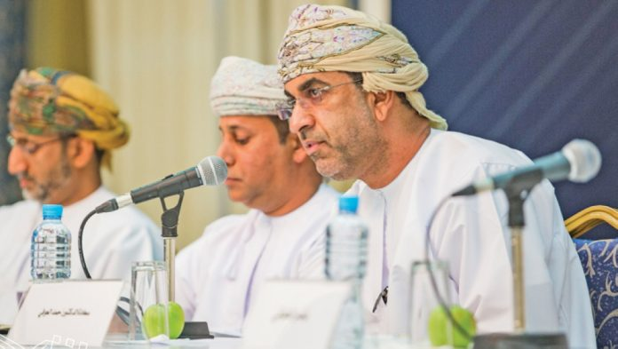 Dr. Hamed Said Al Aufi, Undersecretary of Fisheries at the Ministry of Agriculture and Fisheries expects job opportunities from the 32-country conference.