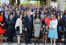 Delegates for the Development of Standards & Guidelines Multi-stakeholder Workshop. Photo courtesy ISA.