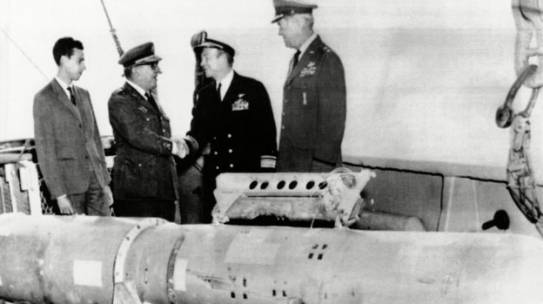 Imagining Worst Case Scenarios: The legacy of nuclear weapons lost at sea.