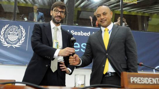 Confusion and Gridlock at the 26th Session of the International Seabed Authority