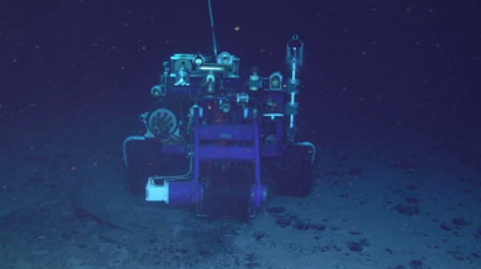 American Bureau of Shipping gives design approval to Chinese deep-sea mining system