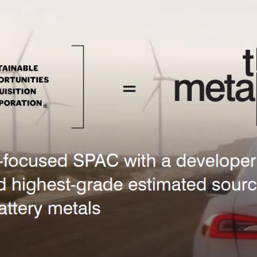 DeepGreen prepares to go public as The Metals Company