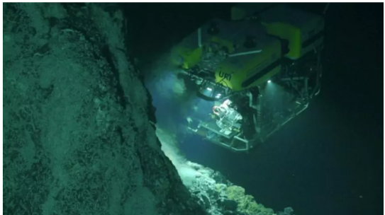 India's Deep Ocean Mission: A Literal Race to the Bottom