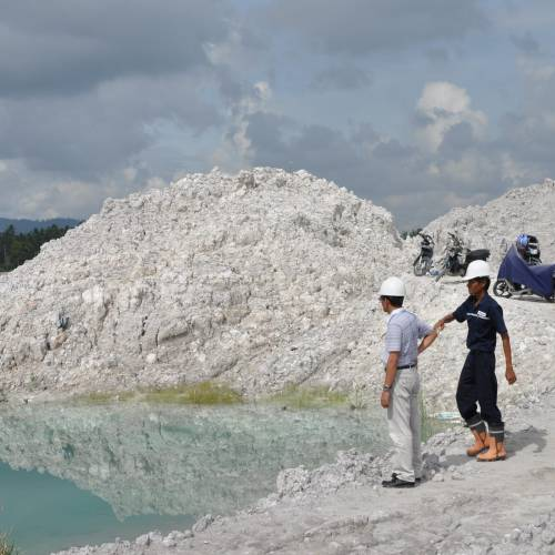 Tin Mining in Indonesia moves offshore