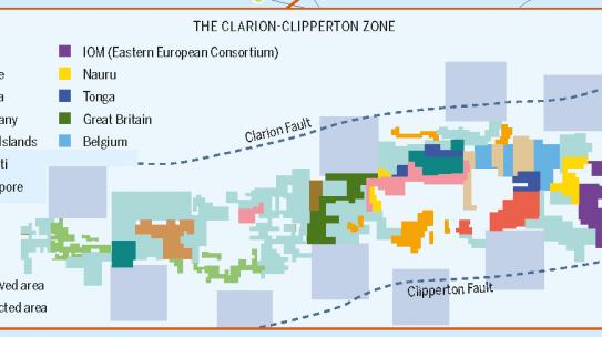 IUCN votes for deep-sea mining moratorium